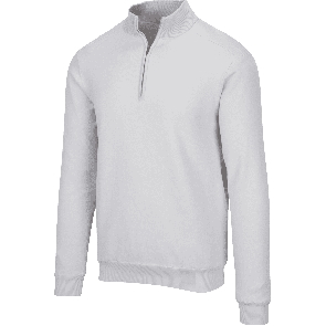 Men's Weatherknit Performance Blend Lined 1/4-Zip Wind Sweater (G7F20S135)